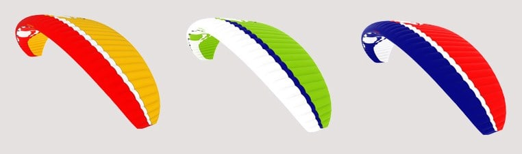 Gradient bright5 paraglider for sale