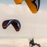 Paramotoring or Powered Paragliding Lessons & Gear Package