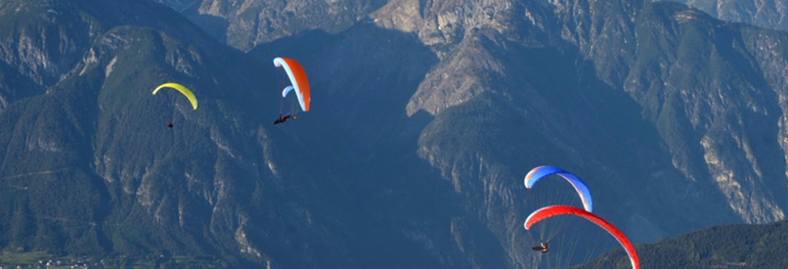 pragliding-the-alps