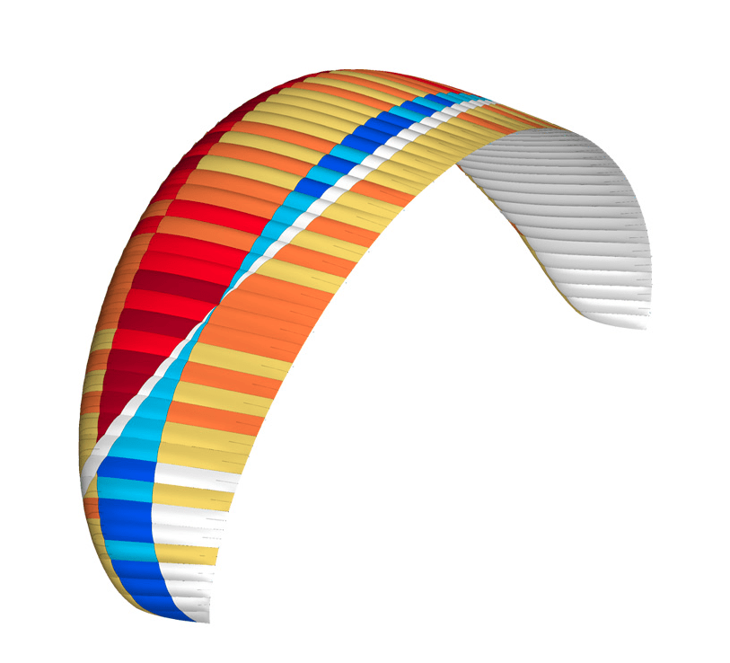 Lynx Paraglider Color Choices