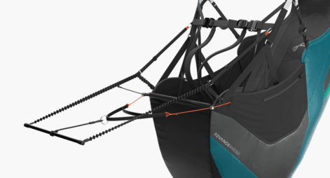 Axess 4 Harness Features
