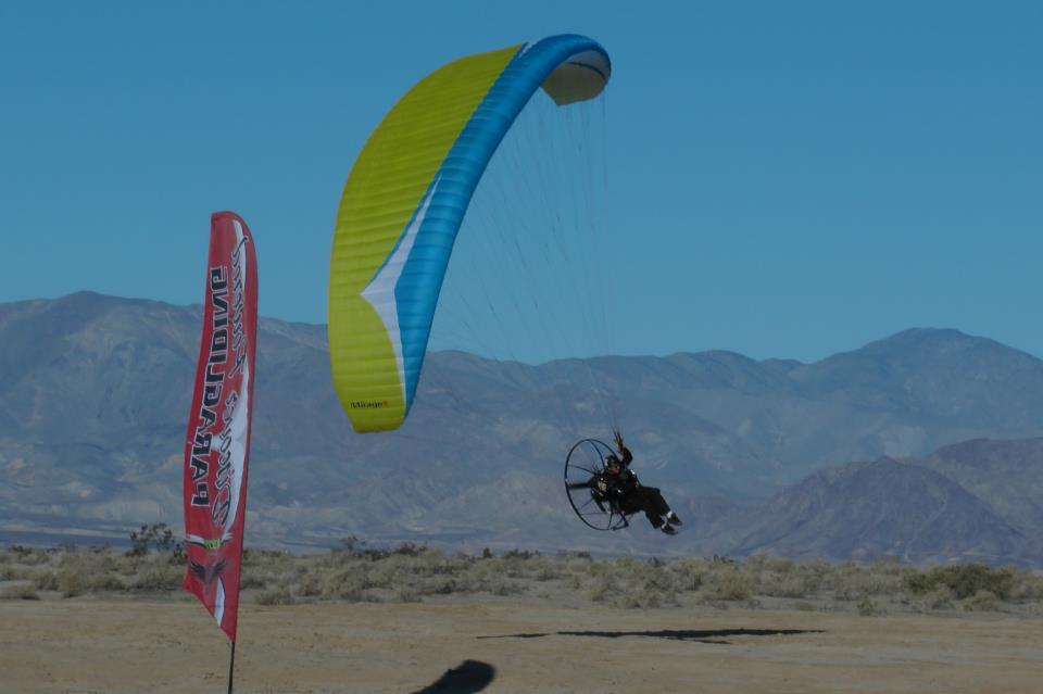 Powered Paragliding Lessons