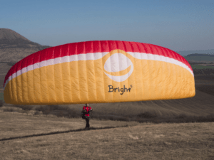 Paraglider Bright 5 Gradient