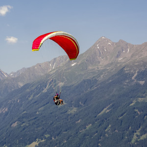 Introductory Paragliding Class with Peak to Peak Paragliding in boulder colorado Prion 3
