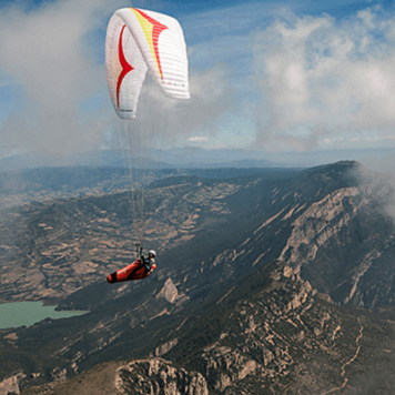 Beginner Paragliders for Sale | Peak to Peak Paragliding