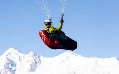 Cross Country Harness for Sale Peak to Peak Paragliding