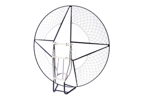 Miniplane TOP 80 PSF with 140cm Rigid Cage