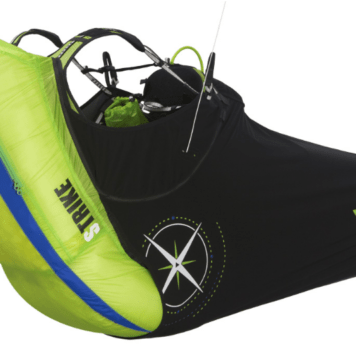 strike paragliding harness by sup'air