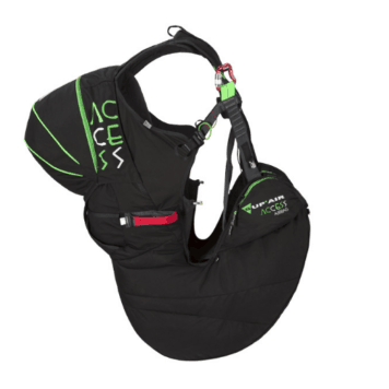access airbag paragliding harness for sale from peak to peak paragliding supair