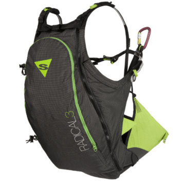 Radical 3 Paragliding harness for sale supair