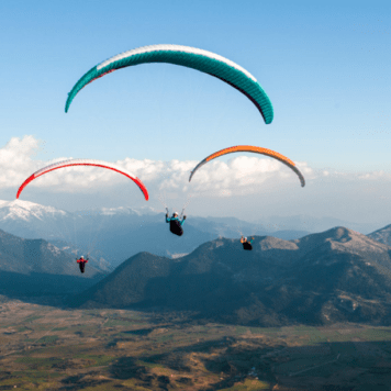 Sigma 10 Paraglider For Sale