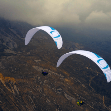Wild Paraglider from Sup'Air