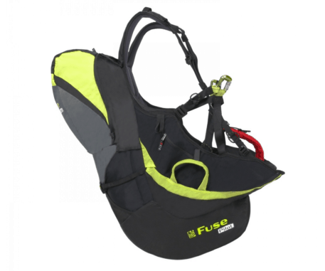 Fuse Pilot Paragliding Harness Gin