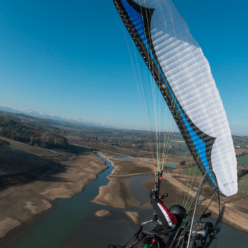 Gin Carve Paramotor Paraglider