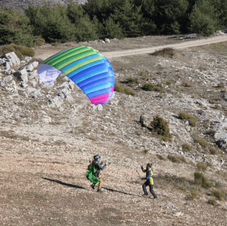 Seed Paraglider from Bruce Goldsmith Design
