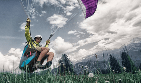 Axess 4 Paragliding Harness