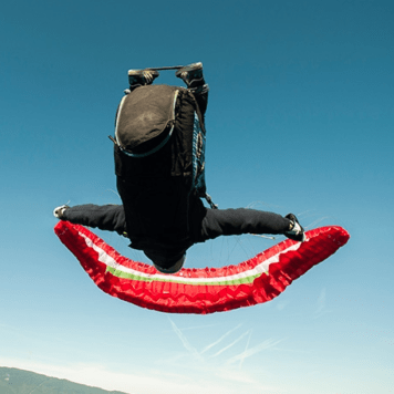 Rage 2 Paragliding Wing
