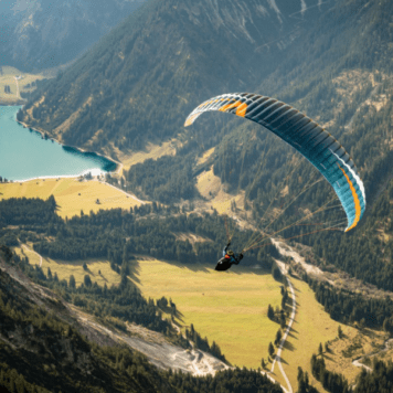 Masala 3 Paraglider Skywalk