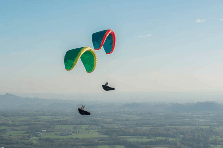 Mentor 6 Paragliding Wing