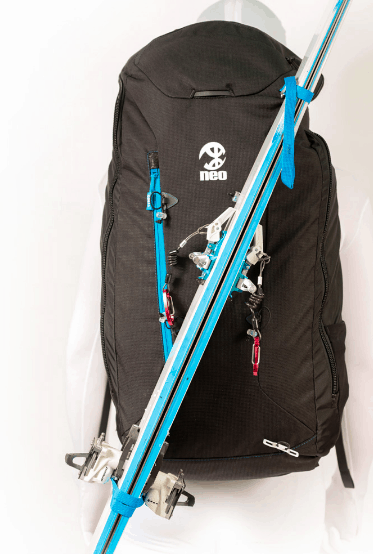 Shorty Paragliding Harness