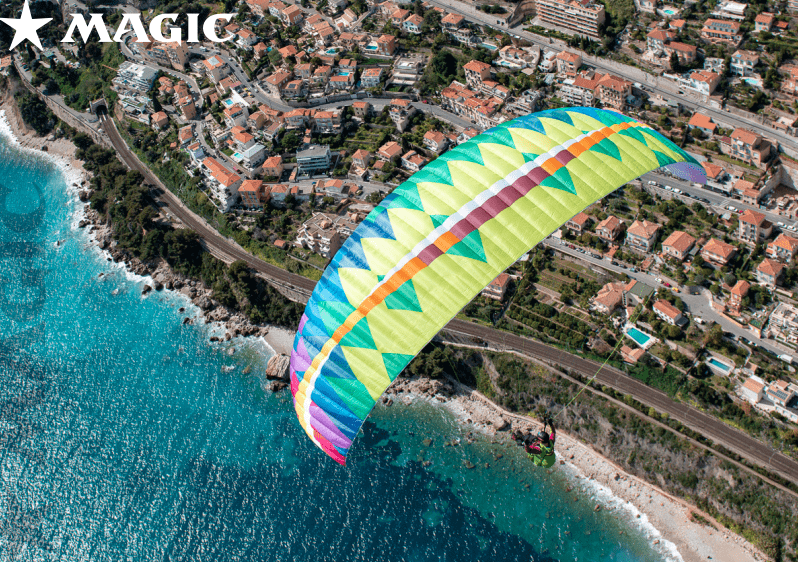 Magic Paraglider from BGD