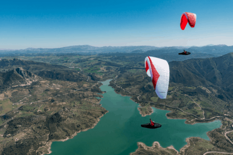 Gin Paragliding Wing Explorer