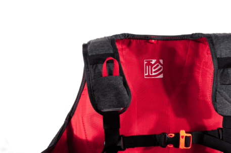 Verso 3 Paragliding Harness from Gin