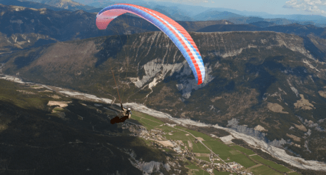 Leaf 2 Paraglider from Sup'Air