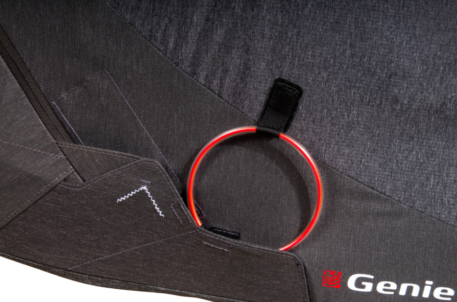 Genie Lite 3 Paragliding Harness from Gin