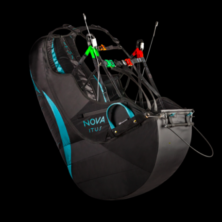 Itus Paragliding Harness