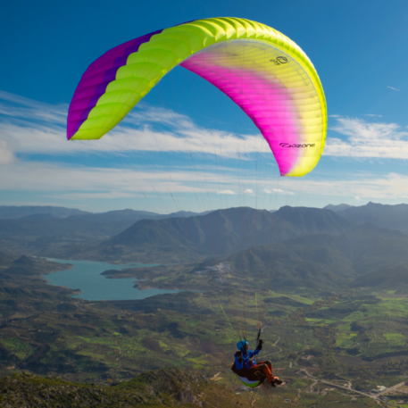 Ozone Paragliding Wing