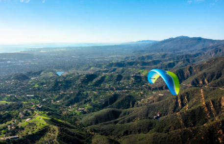 Buzz Z6 Paraglider from Ozone