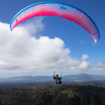 Swift 5 Intermediate Paraglider from Ozone