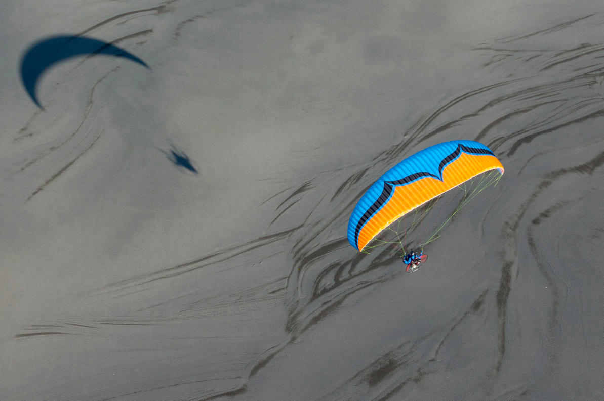 Spyder 3 Paramotor Wing from Ozone