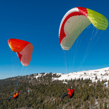 gin Yeti 5 Paragliding Wing