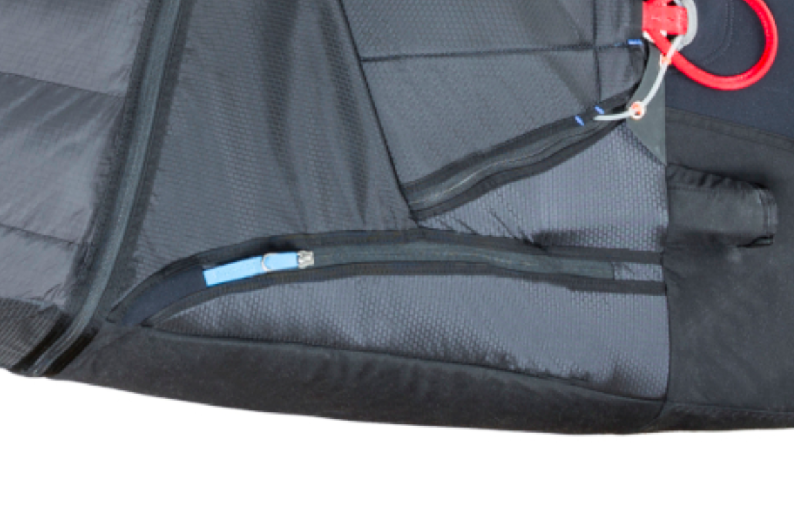 Kortel Paragliding Harness Features