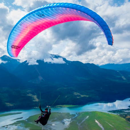 Geo 6 Paraglider from Ozone