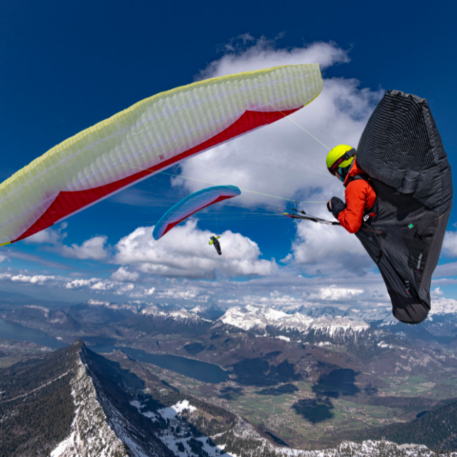 Explorer 2 Paraglider from Gin