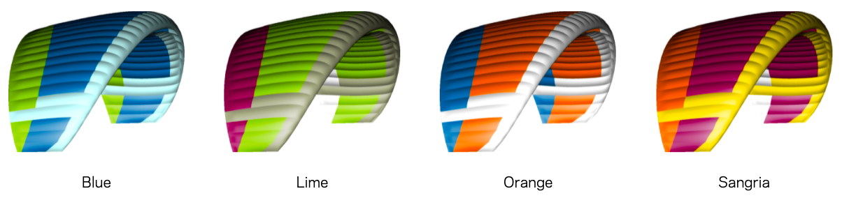 Prion 5 Colors